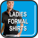 Womens Formal Shirts